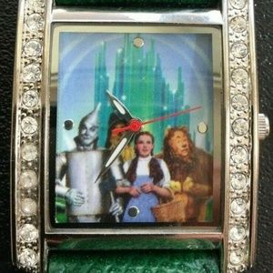 WIZARD of OZ - DORTHY, TIN MAN, SCARECROW WATCH